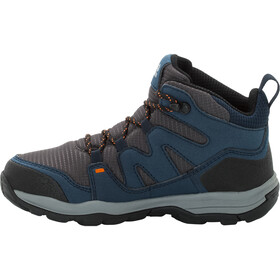 Jack Wolfskin MTN Attack 3 Texapore Scarpe Bambino, night blue